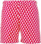 Orlebar Brown patterned Gilot swim shorts