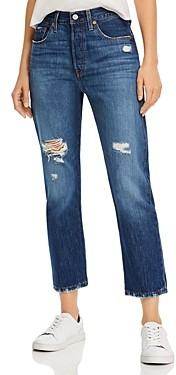 Levi's 501 Ripped Jeans
