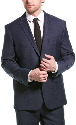 Brooks Brothers Explorer Regent Fit Wool-Blend Suit Jacket