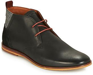 Schmoove SWAN-DESERT men's Mid Boots in Black
