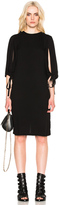 Ann Demeulemeester Open Sleeve Dress