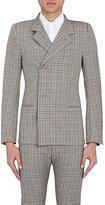 Balenciaga Men's Cotton Double-Breasted Sportcoat