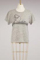 Rag & Bone Palm embroidery T-shirt