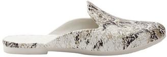 Berts Beach Slipper Snake Flat Shoe