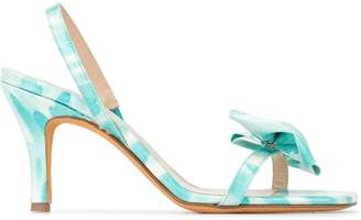 Maryam Nassir Zadeh bow-tie sandals