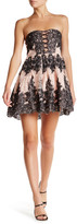 Trixxi Sequin Lace Mini Dress (Juniors)