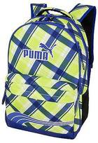 "Puma 17"" Archeprint Backpack - Lime"