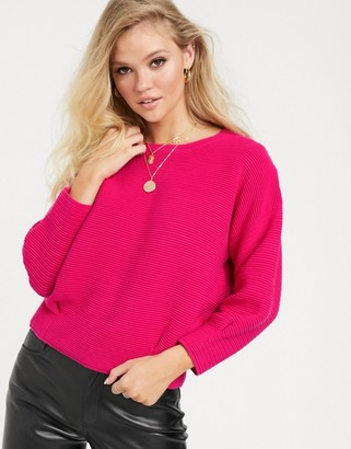French Connection Ottoman Mozart jumper-Pink