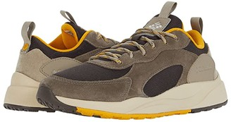 Columbia Pivottm (Cordovan/Golden Yellow) Men's Shoes