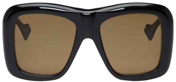 879cf4f347 Gucci Oversized Square Sunglasses - ShopStyle