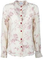 Forte Forte Forte_Forte Ruffled Floral Print Shirt