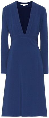 Stella McCartney Crepe dress