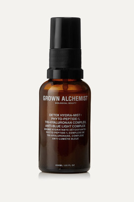 GROWN ALCHEMIST Detox Hydra-mist, 30ml