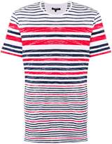 MICHAEL Michael Kors striped crew-neck T-shirt