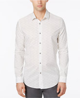 Alfani Men's Geo-Print Shirt, Only at Macy's