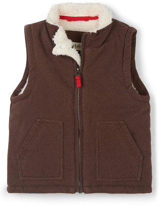 Hatley Fleece Lined Vest