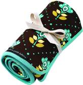 Petunia Pickle Bottom Organic Stroller Blanket - Brilliant Brussels