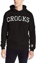 Crooks & Castles Men's Troublemaker Hooded Pullover