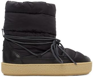 Isabel Marant Black Zimlee Ankle Boots