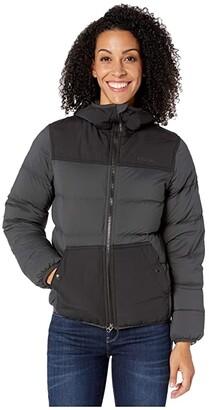 Filson Featherweight Down Jacket (Faded Black) Women's Coat