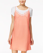 American Rag Slip Dress with T-Shirt, Only at Macy's