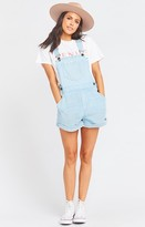 Show Me Your Mumu Georgia Roll Up Overalls
