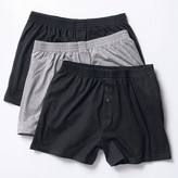 LA REDOUTE COLLECTIONS PLUS Pack of 3 Boxer Shorts