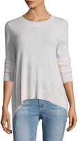 White + Warren Women's Cashmere Solid Sweater