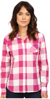 U.S. Polo Assn. Gingham Plaid Poplin Shirt