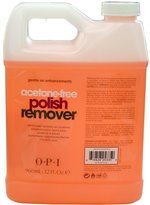 OPI Acetone-Free Polish Remover for Women-32-Ounce