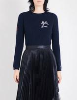 Bella Freud Bella Lux cashmere jumper