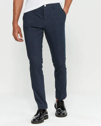Damie Navy Dress Pants
