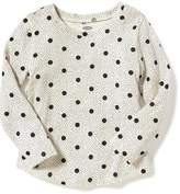 Old Navy Jersey Scoop-Neck Tee for Toddler Girls