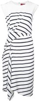 Thumbnail for your product : Sies Marjan Striped Midi Dress