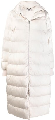 Stella McCartney long puffer coat