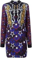 Mary Katrantzou 'Cleef' showmanship printed dress