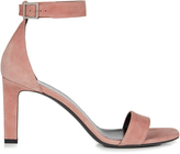Saint Laurent Grace suede sandals