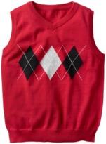 Crazy 8 Argyle Sweater Vest