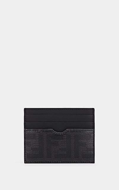 8a76ebc49c Grey Fendi Mens Wallet - ShopStyle