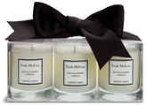 Scented Candle Trio