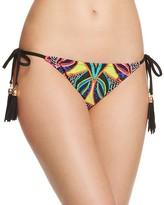 Trina Turk Africana Side Tie Bikini Bottom