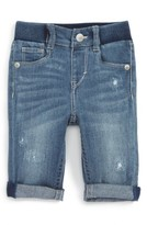 Infant Girl's Levi's Rolled Cuff Skinny Jeans