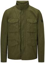 Hugo Boss Boss Green Odean-w Field Jacket, Dark Green
