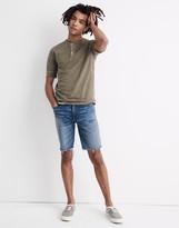 "Madewell 9"" Denim Shorts in Misthaven Wash"