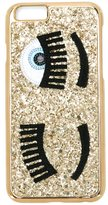 Chiara Ferragni 'Flirting' iPhone 6/6s case - women - PVC - One Size