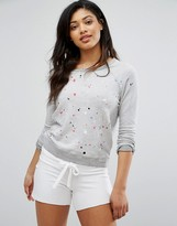 Sundry Paint Splash Sweatshirt