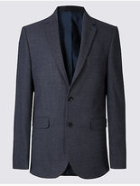 M&S Collection Single Breasted 2 Button Jacket