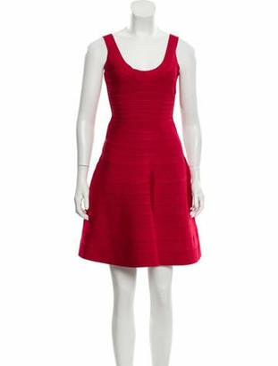 Herve Leger 2018 Bandage Dress w/ Tags