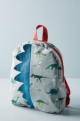 Dinosaur Backpack By Sophie Allport in Grey Size ALL