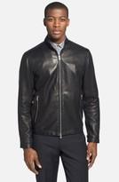 Theory Men's 'Morvek L.kelleher' Sheepskin Leather Jacket
